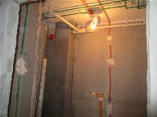 (当代清水园)水电阶段监理报告