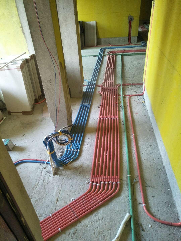 从水电的细节看施工的品质——殷东亮工长水电现场展示