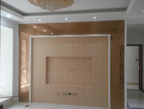 如何设计电视背景墙