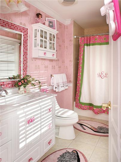 卫生间装修效果图:卫生间装的美,感觉整个人都美得发亮了