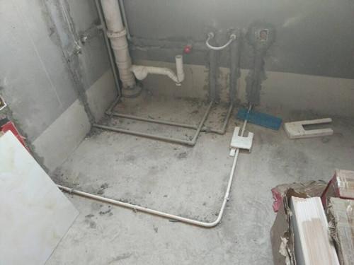 弘阳上院水电验收