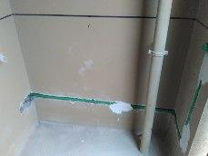 济宁高新区金色兰庭--水电验收工程验收