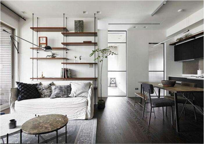 小户型福音:10种放大房间视觉的有效方法