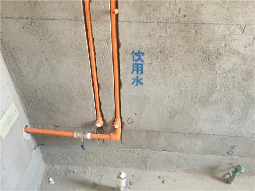 洛龙区建业龙城水电验收