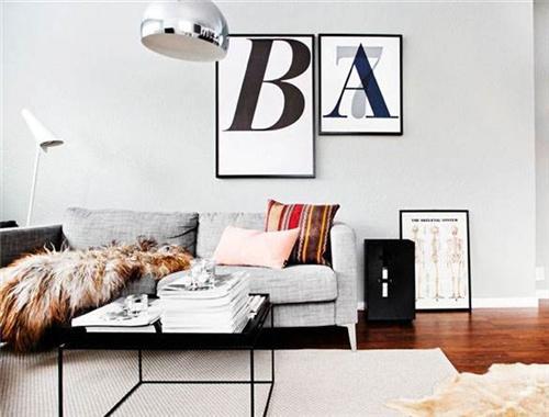 你家里可以连家具都没有,但不能没有这面墙!