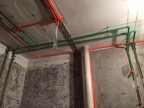 水电多腔线管有什么好处?