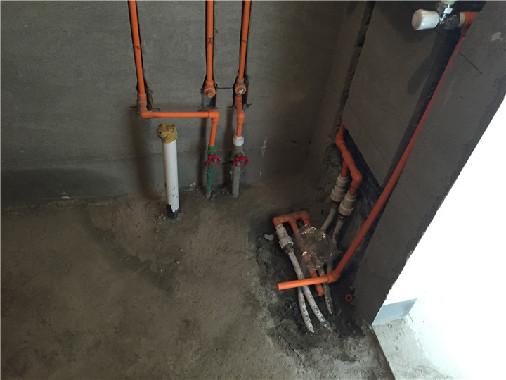 红堡城水电验收