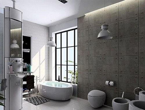 对于空间面积不大的小户型住宅来说,卫浴间一般都比较小。如何才能让小卫浴空间更实用舒适,成为了让不少家装设计师头疼的问题。从事家装设计的何工最近为几位小户型业主设计了几个实用的卫浴间设计方案,他表示,除了在装修前做好小卫浴空间的整体规划外,选购的装修材料也要注意是否适合自家的卫浴间使用。
