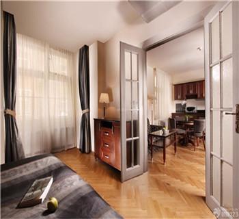 装修颜色,墙纸地砖深一点好,房子浅色好?格莱美还是床头效果图图片