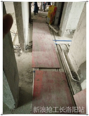 水电工程施工现场