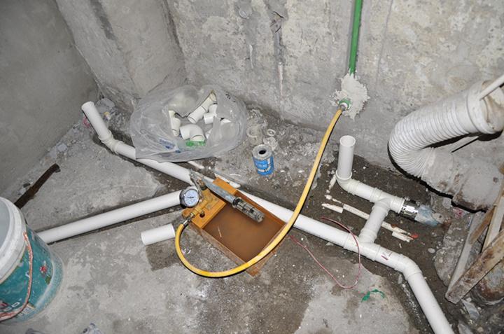 您家下水管道排水慢?