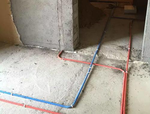 电线水管安全施规范