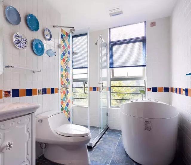 4种地漏铺贴方法,让卫浴间清新一夏!