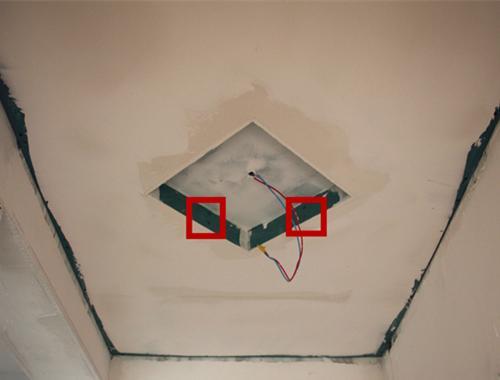 客厅装修吊顶安装注意事项