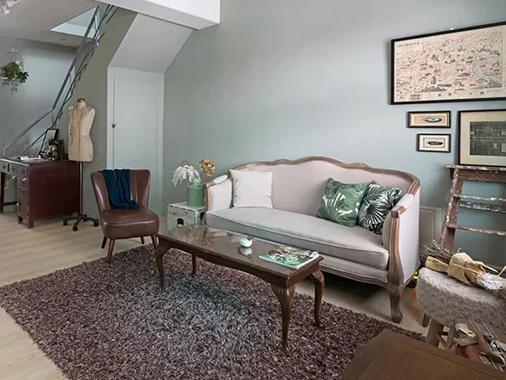 40年老屋大改造,现代简约+复古风的家美美哒!