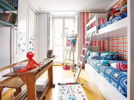 儿童房装修指南:不要因为色彩影响了孩子性格与心理