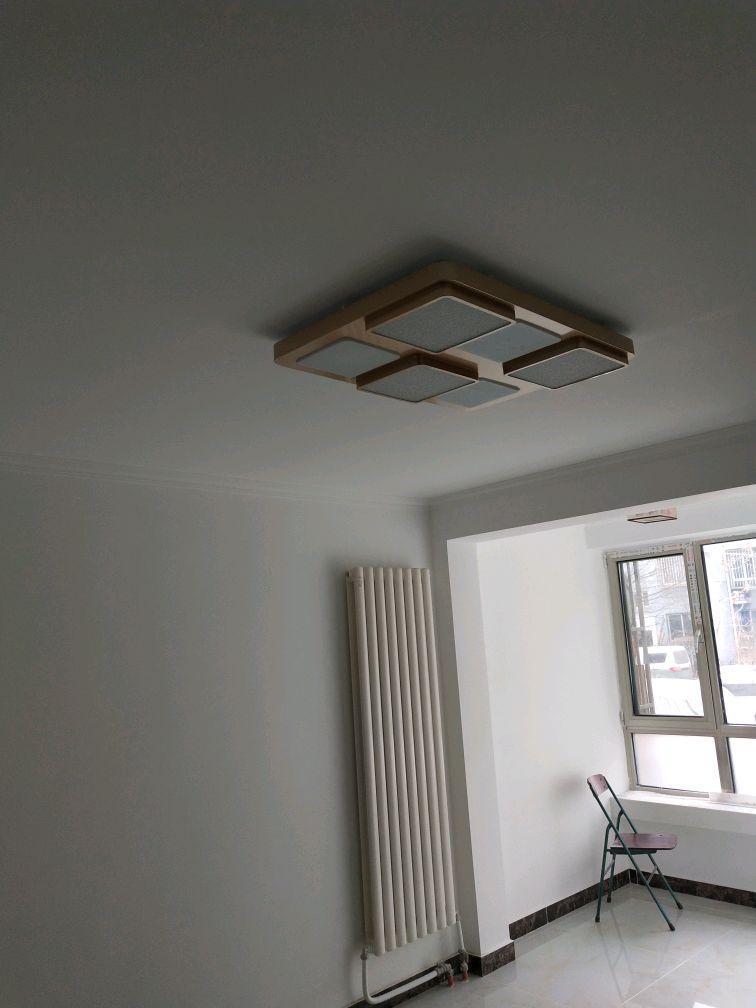 水电安装—照明安装完成