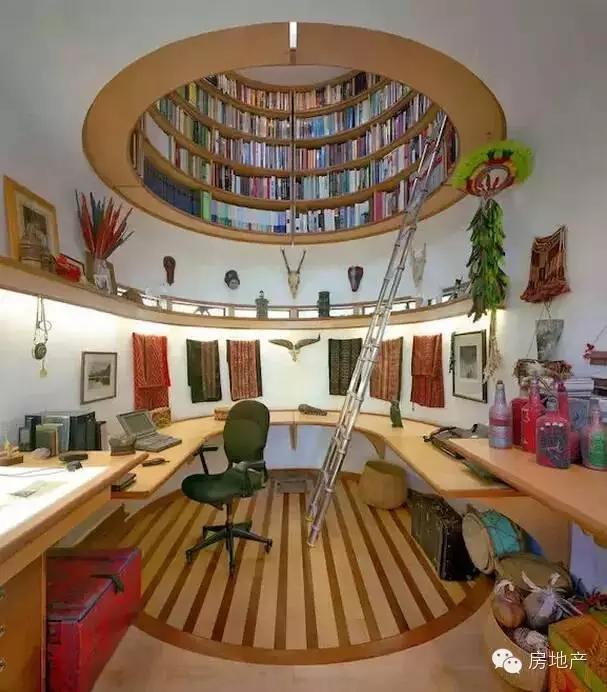 让人脑洞大开的室内设计,不看后悔!