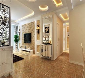客厅瓷砖铺贴效果图相关推荐