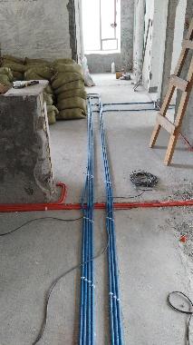 中海国际水电验收