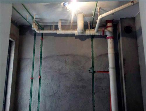 装修改造水,上下水管有什么区别?