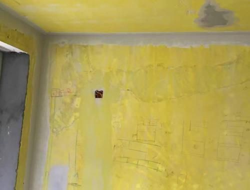 旧房墙面翻新,基层处理怎么处理?