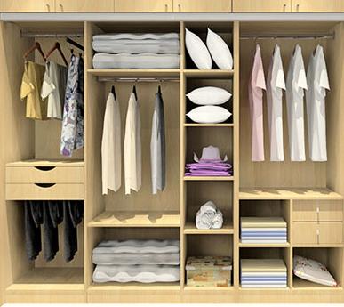 衣柜内部合理设计图简单介绍图片
