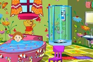 13个专为孩子打造的浴室