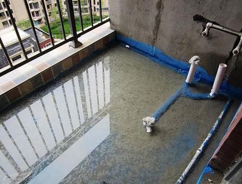 墙面防水怎么处理