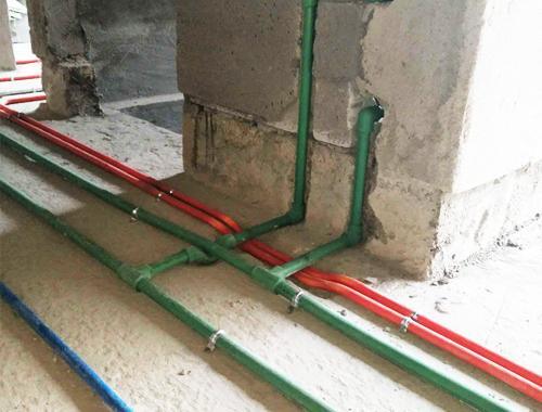 五星工长的水电装修现场是怎样的?