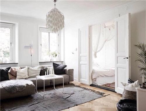 一面墙,三种材料,拯救你家的颜值全看你怎么刷!