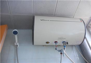 万和电热水器安装图
