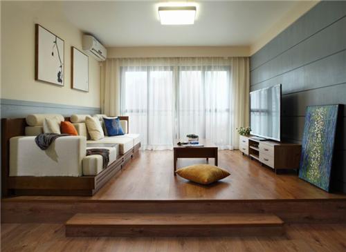 客厅榻榻米如何设计 客厅做榻榻米好吗