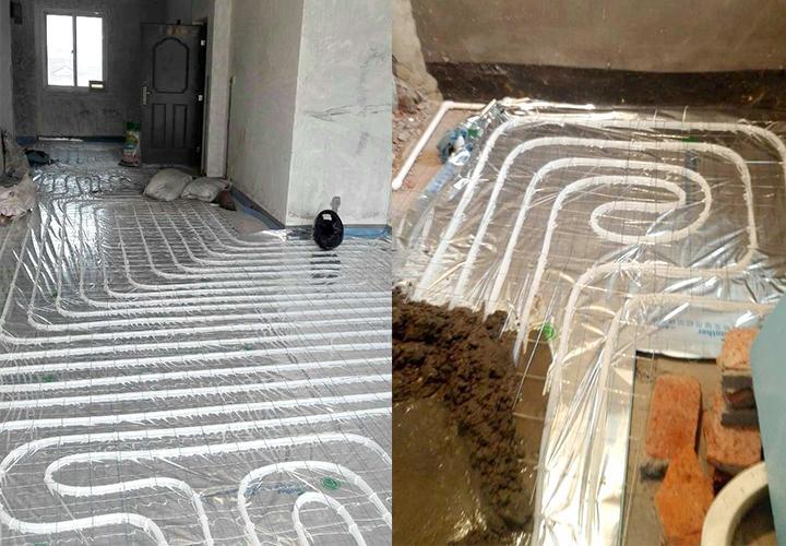 【装修现场】一居室水电改造施工中