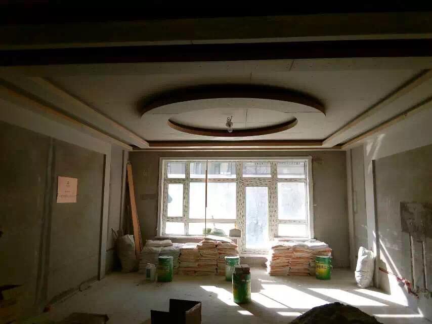 分析中式与欧式相结合的吊顶装修工艺