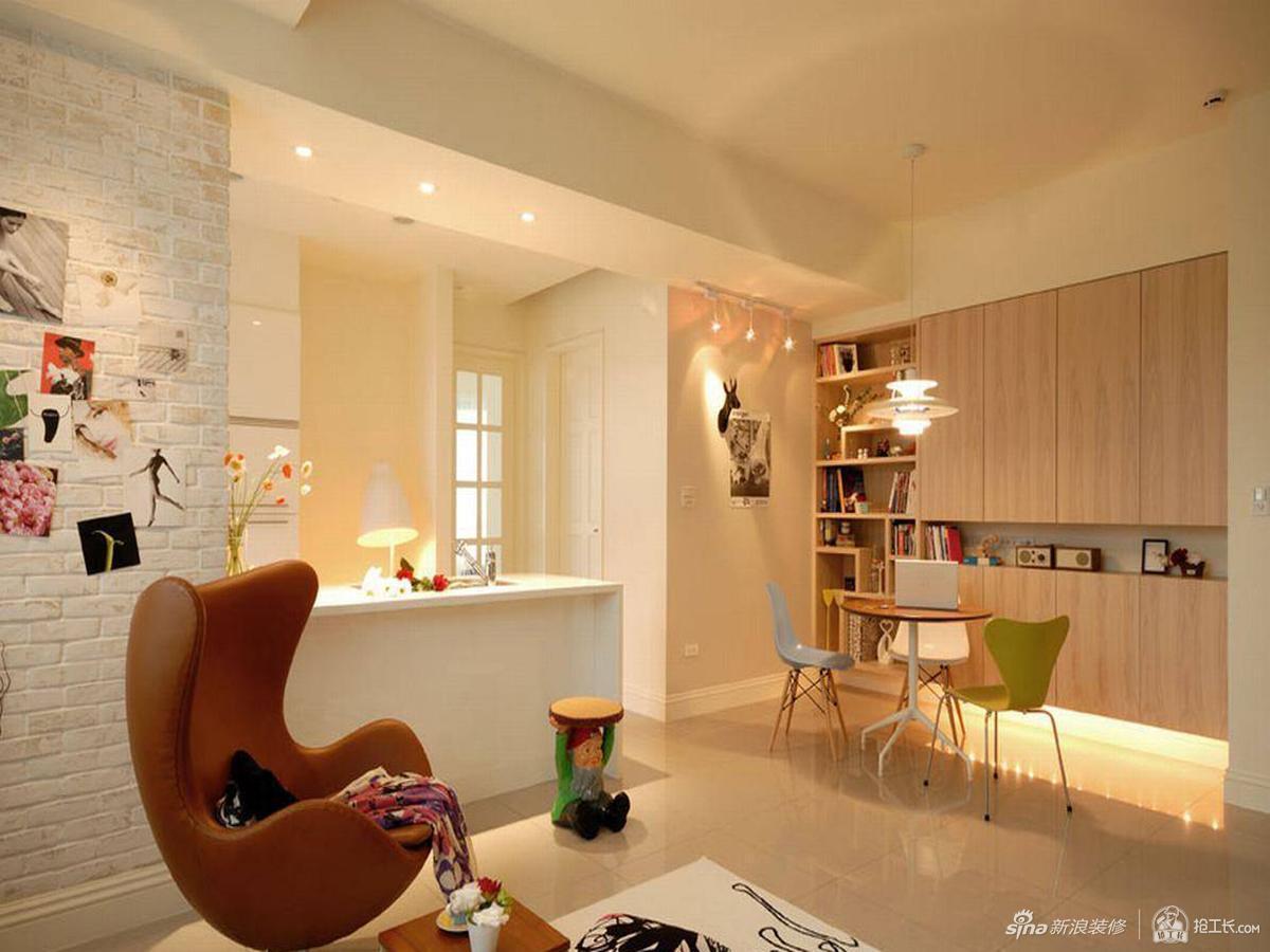 59方现代简约一居室