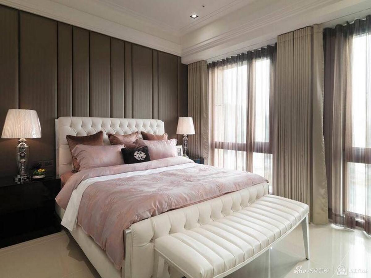 清新卧室营造舒适睡眠