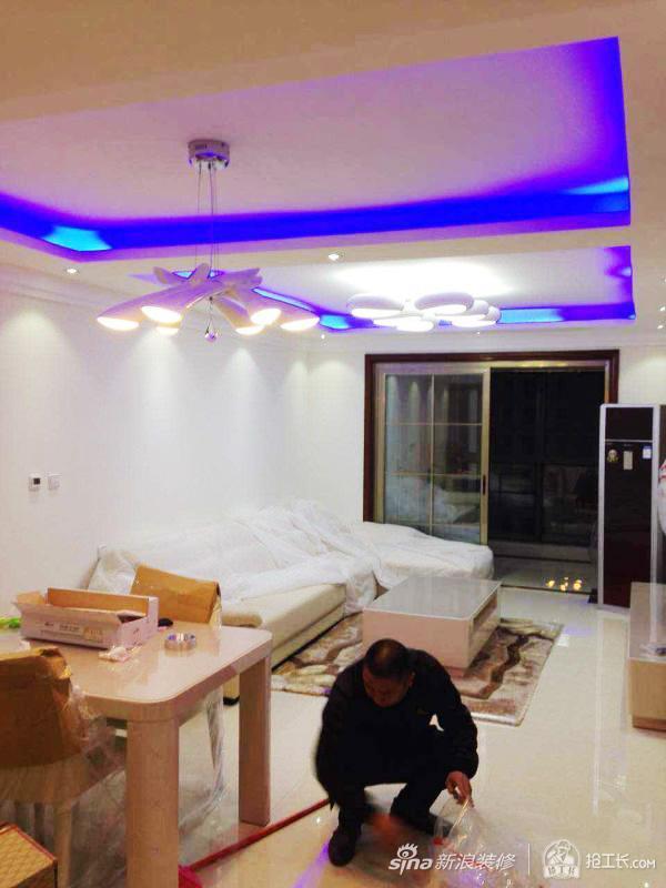 现代感十足的客厅设计