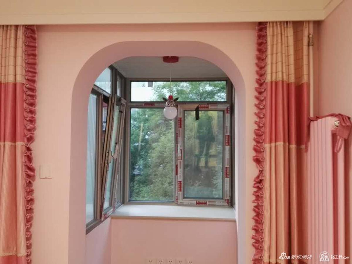 45平米田园风格一居室