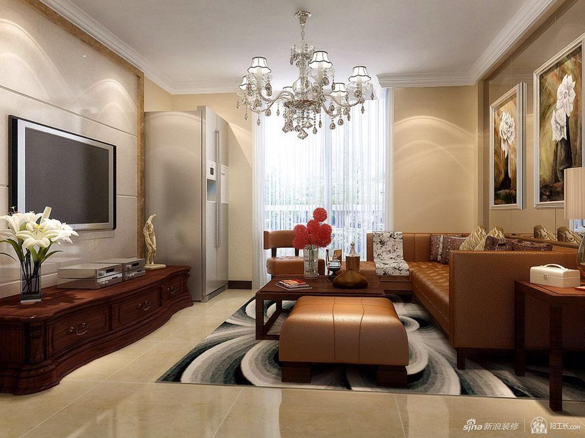 优雅时尚美式家