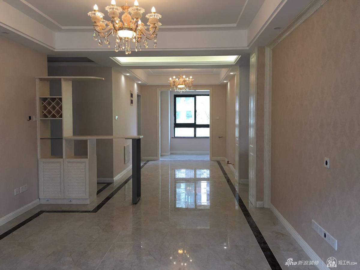 110平三室两厅
