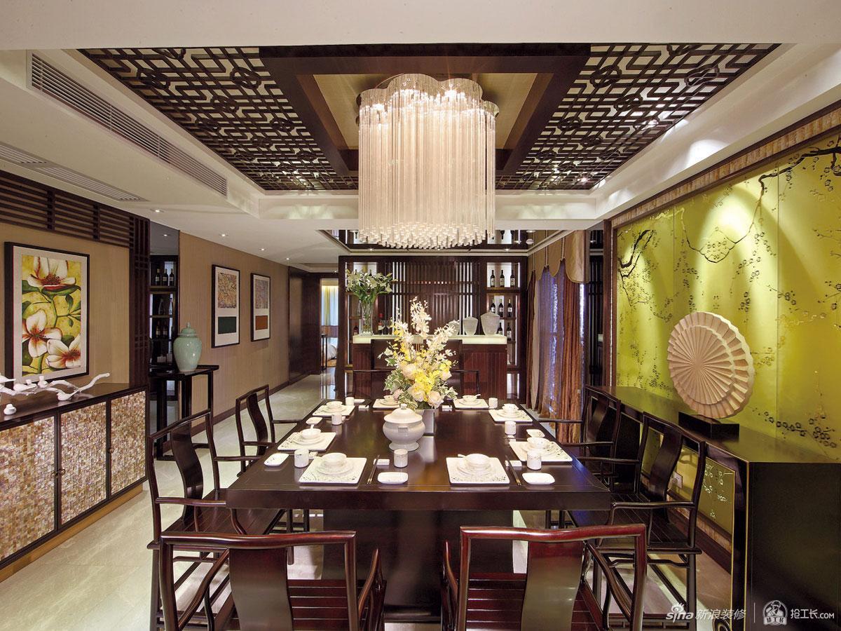 中式家居的层次之美