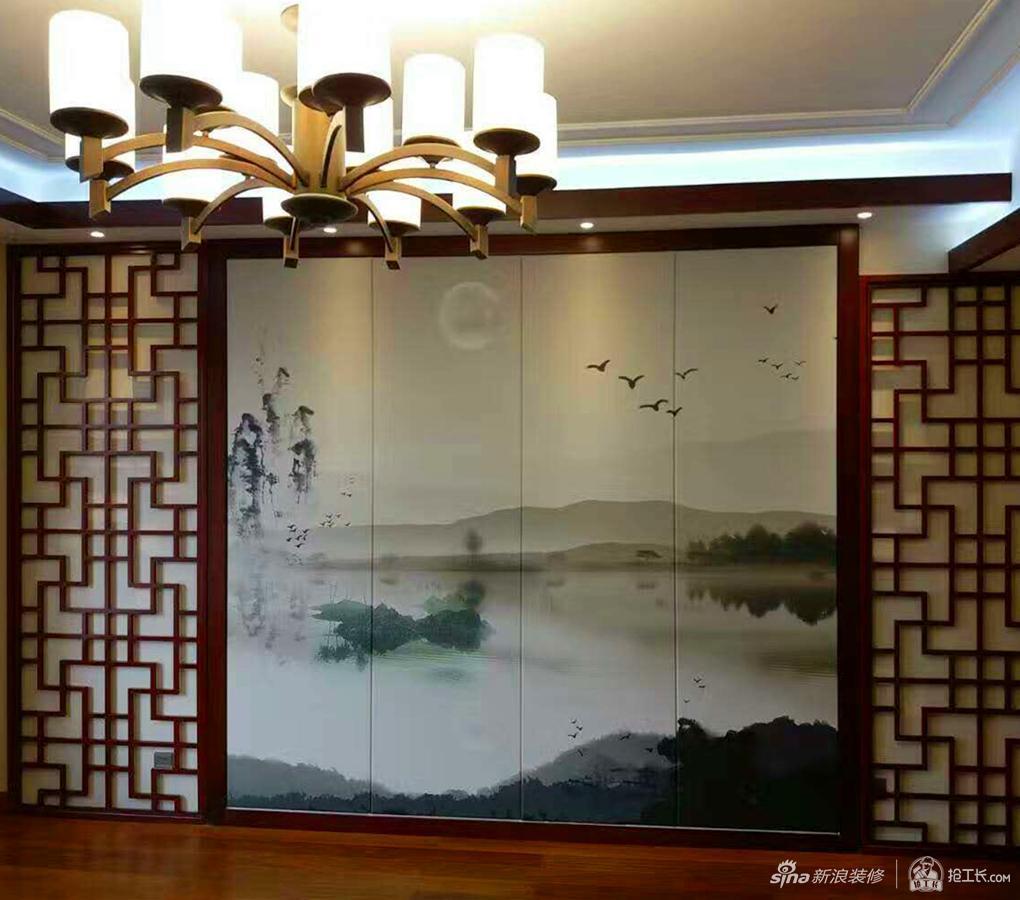 古典优雅范|中式风大四居