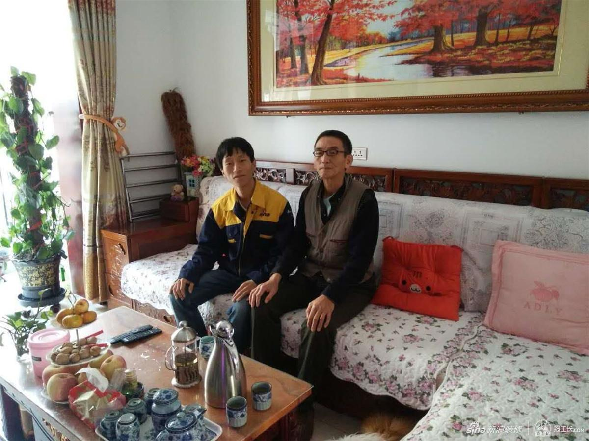 中式家具错落有致