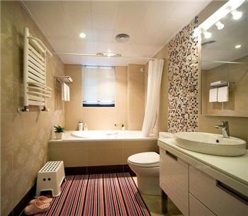 厕所 家居 设计 卫生间 卫生间装修 装修 350_305