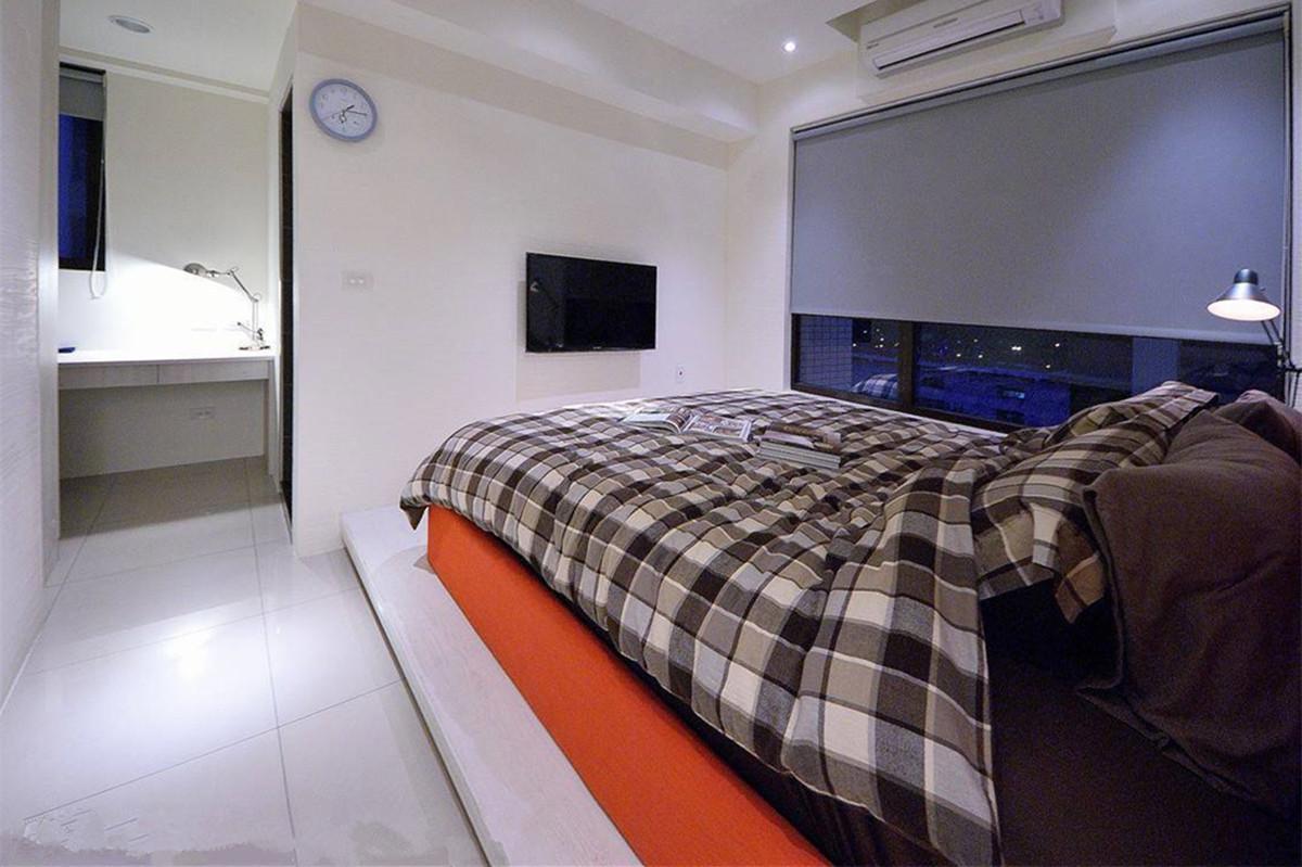 简单优雅的现代三居