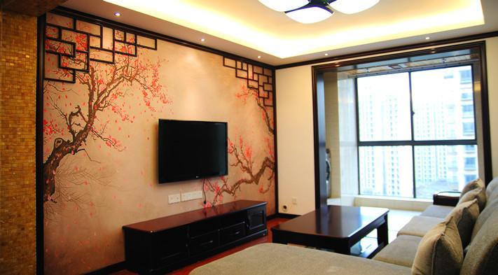 中式三房两厅