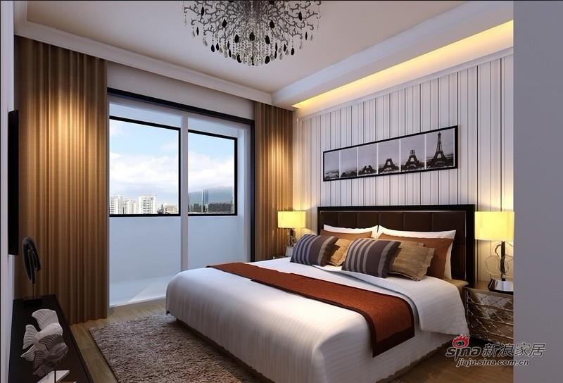 简约 二居 卧室图片来自用户2738829145在5.3万打造夫妇90平简约2居24的分享