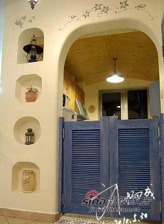 田园 三居 客厅图片来自用户2557006183在8.6万精装150平米田园风格三居98的分享