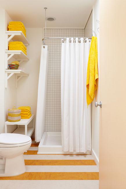 简易淋浴区 排水可以参考